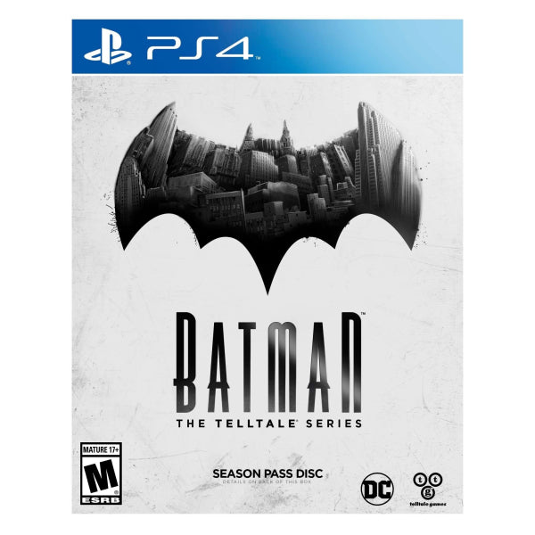 "Batman The Telltale Series For PS4 "" Region 1 """