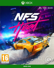 Xbox One Need For Speed Heat R2