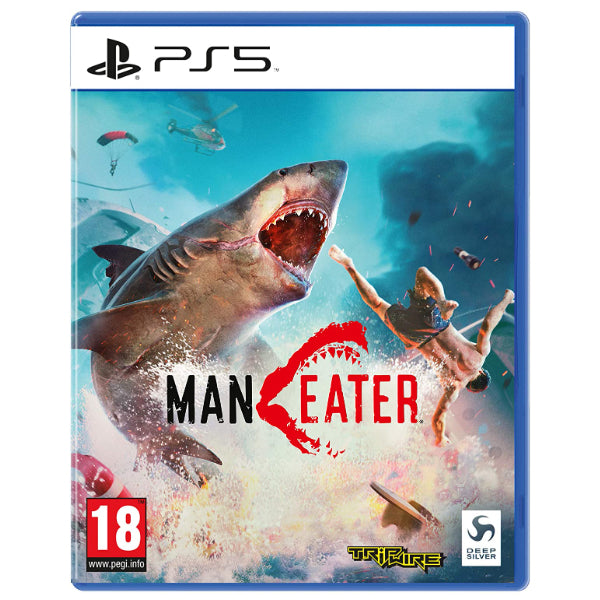 "Man Eater For PLayStation 5 ""Region 2 """