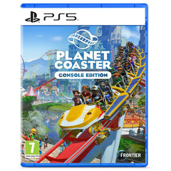 "Planet Coaster For PlayStation 5 ""Region 2"""