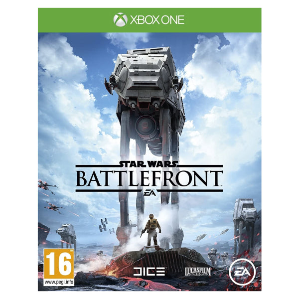 "Star Wars Battlefront For Xbox One ""Region 2 """