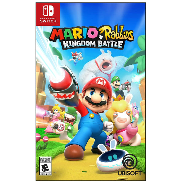 Mario and Rabbids Kingdom For Nintendo Switch