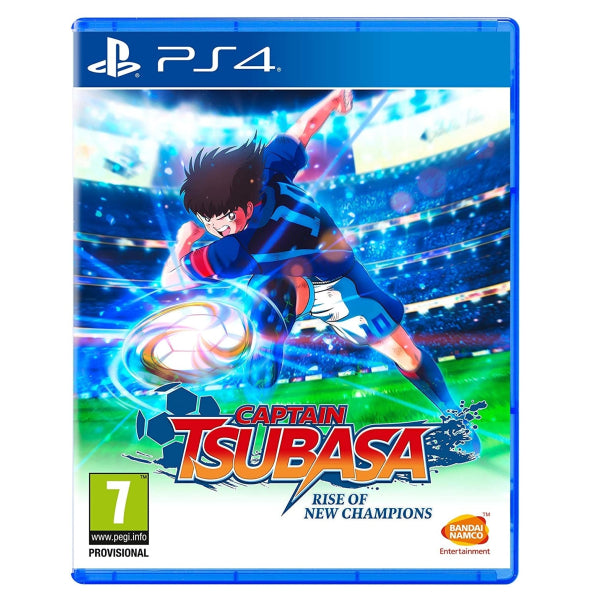 "Captain Tsubasa Rise of New Champions For PS4 ""Region 2"""