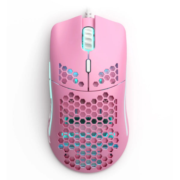 GLORIOUS Model O- Gaming Mouse Pink Limited Edition