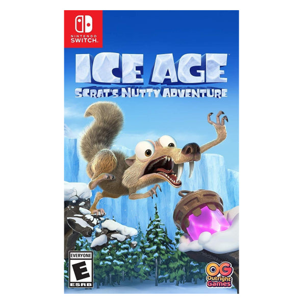 "Ice Age Game For Nintendo Switch ""Region 1"""