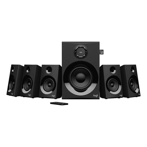 Logitech Z607 (5.1) Surround Sound Speaker System