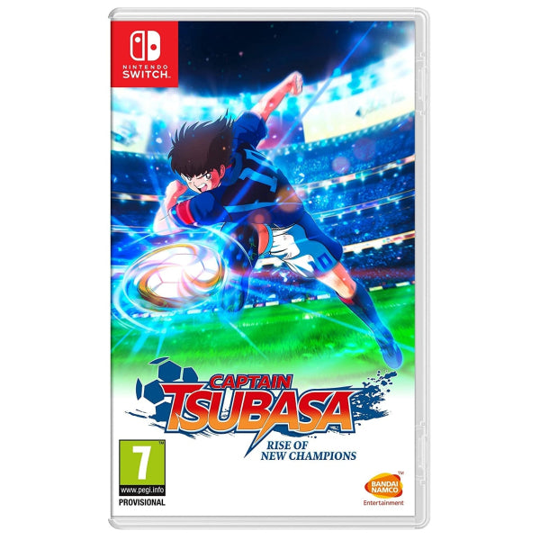 Captain Tsubasa Rise of New Champions For Nintendo Switch