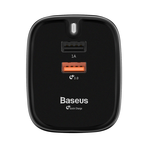 Baseus Funzi Dual USB 3.0 Quick Charging Wall Charger (UK)
