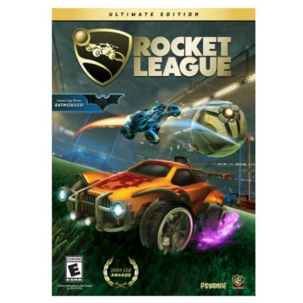 "Rocket League Ultimate Edition For Nintendo Switch ""Region 1"""