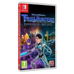 "Trollhunters Defenders of Arcadia For Nintendo Switch ""Region 2"""
