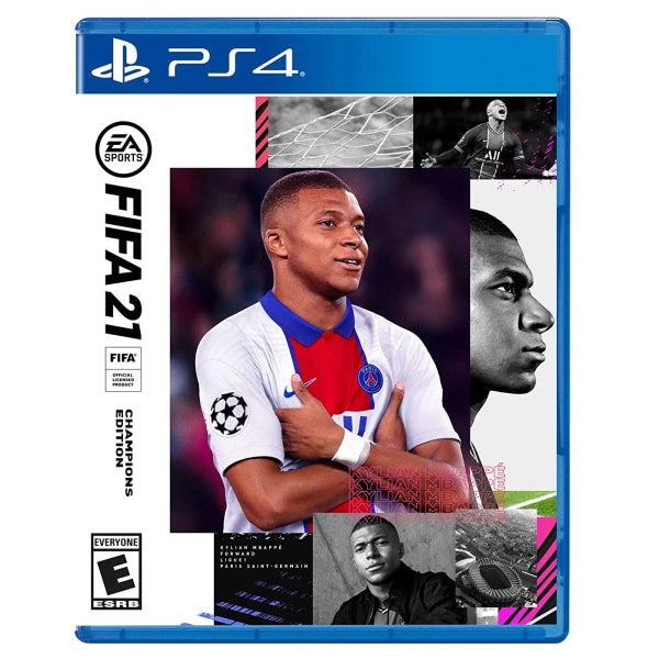 "FIFA 21 Champions Edition For PlayStation 4 ""Region 1"""
