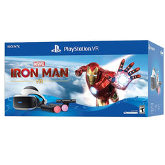Sony PlayStation 4 VR Marvel Iron Man Bundle