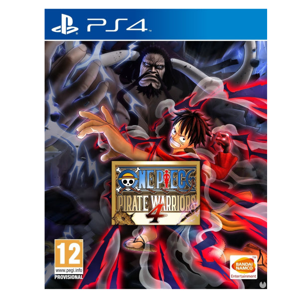 "One Piece Pirate Warriors 4 For PlayStation 4  ""Region 2"""