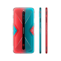 Red Magic 5G Mobile 12RAM  Red & Blue