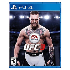 "EA SPORTS UFC 3 For PlayStation 4 ""Region 1"""