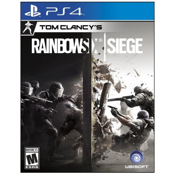 "Rainbow Six Siege Game For PlatStation 4 ""Region 1"""