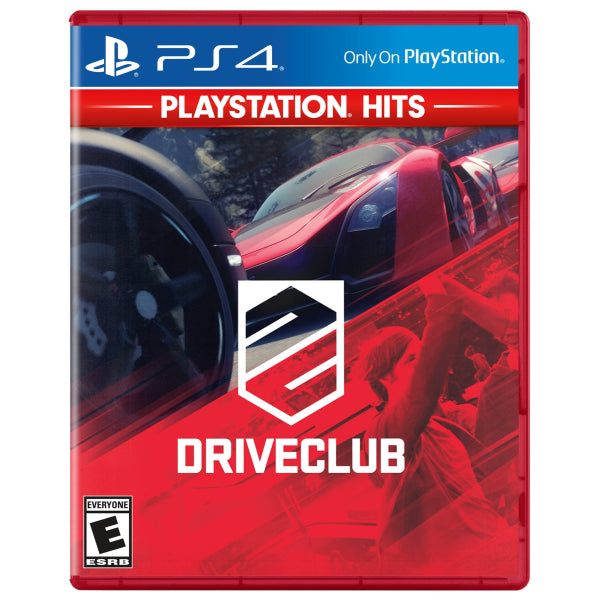 "DRIVECLUB Game For PlayStation 4  ""Region 1"""