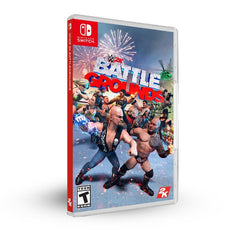 "WWE 2K Battlegrounds For Nintendo Switch ""Region 2"""