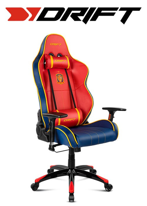 Drift Gaming Chair - Spanish Football Federation Special Edition