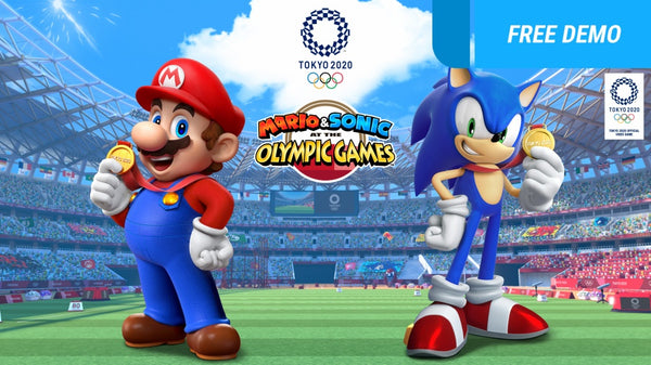 Nintendo Switch-Mario & Sonic at the Olympic Games Tokyo 2020