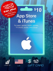 App Store & iTunes Gift Card $10