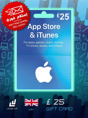 iTunes Gift Card (UK) £25