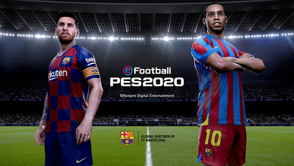 eFootball PES 2020 For Playstation 4 - Region 2