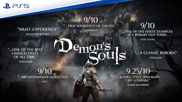 Demon's Souls For PlayStation 5