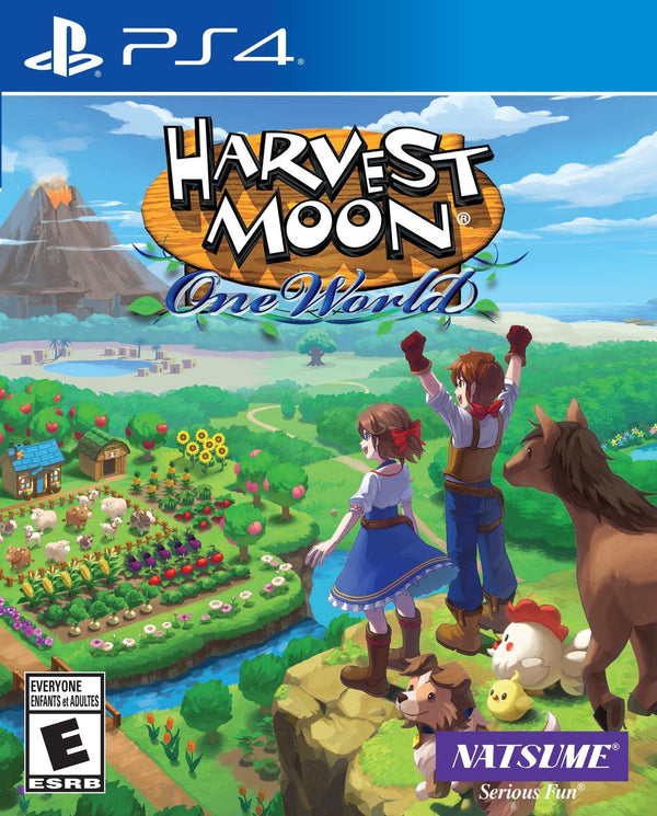 "Harvest Moon Eine Welt for PlayStation 4 ""Region 1"""