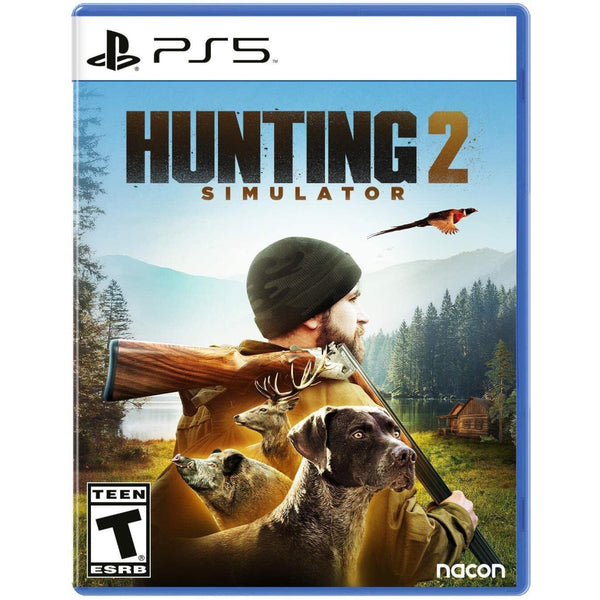 "Hunting Simulator 2 for PlayStation 5 ""Region 1"""