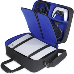 Gamertek Travel Carrying Case For PlayStation 5
