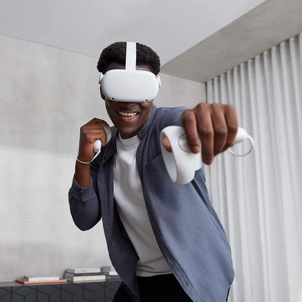 Oculus Quest 2: Our Most Advanced All-in-One VR Headset | 64GB
