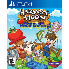 Harvest Moon Mad Dash for Playstation 4