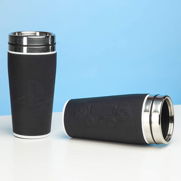 Playstation Controller Travel Mug Stainless Steel