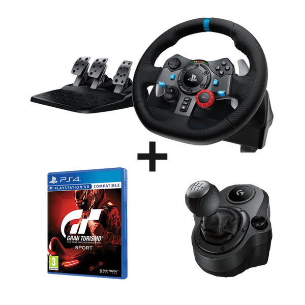 Special Offer: Driving Force G29 + PS4 Grand Turismo
