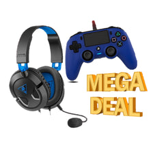 """Mega Deal"" Turtel Beach Gaming Headset+PS4 Nacon Controller"