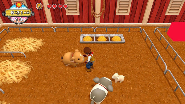 Harvest Moon Eine Welt for PlayStation 4