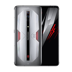"Nubia Red Magic 6 Pro - 16RM + 256GB ""Silver"""
