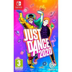 NS JUST DANCE 2020 R2