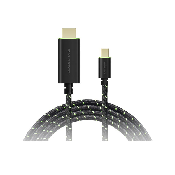 Mobile Gaming - Black Shark Type-C To HDMI Cable