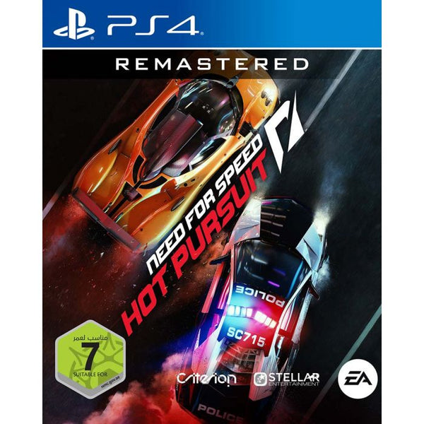 "Need for Speed: Hot Pursuit Remastered For PS4 ""Region 2"""