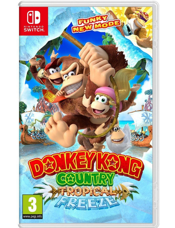 Donkey Kong For Nintendo Switch