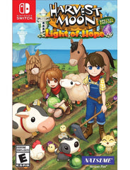 Harvest Moon Light of Hope Special Edition For Nintendo Switch