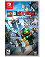 Lego The Ninjago Movie Video Game For Nintendo Switch