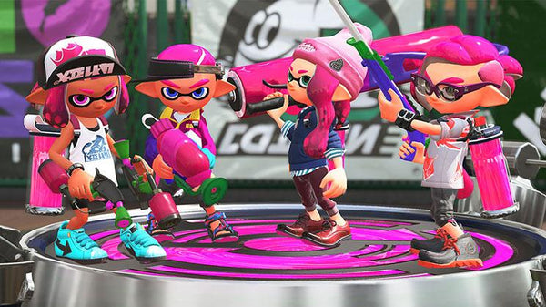 Nintendo - Splatoon 2 For Nintendo Switch
