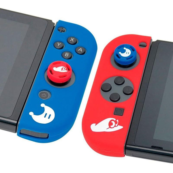 Nintendo - Super Mario Odyssey Accessory Set For Nintendo Switch