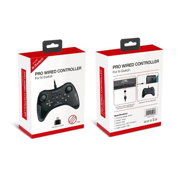 Switch Pro Wired Controller TNS-901