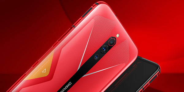 Red Magic 5G Mobile 8RAM Red & Black
