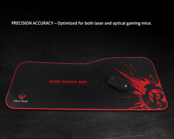 Meetion Large Extended Gamer Desk Gaming Mouse Mat P100