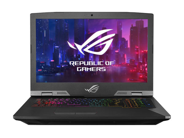 "PC - ASUS ROG G703GX Gaming Laptop, GeForce RTX 2080, 17.3"" FHD 144Hz G-SYNC"